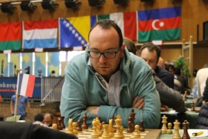 Fabien Libiszewski au tournoi de Capelle-la-Grande en 2015