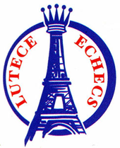 Logo de Lutèce Echecs